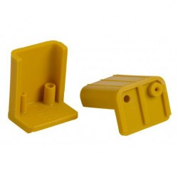 Assembly Set (Roof Thickness 36 - 46 mm) Yellow