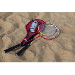 Schildkroet Badminton Set 2...
