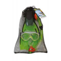 Schildkroet Snorkel Set...