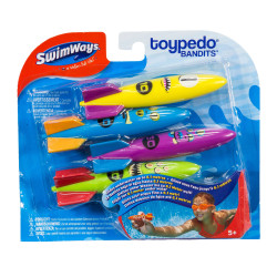 SwimWays Toypedos Bandits
