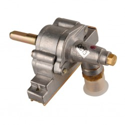 Valve with Piezo Ignition 50 mbar