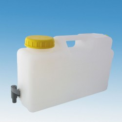 12 Litres Space-Saving Canister DIN 96