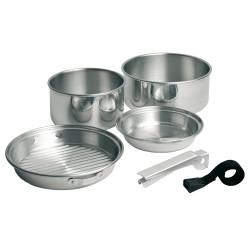 Campingaz aluminium cookset...