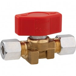 Quick-Closing Valve RVS 8 x RVS 8