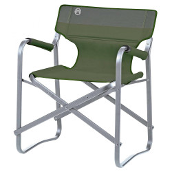 Coleman Camping Chair Deck Chair green