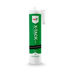 adhesive and sealant X-TACK7, white, 290 ml