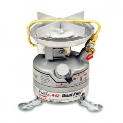 Coleman Stove Unleaded Feather