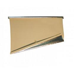 Window Shade Remisun 62 x 60 cm, Creme
