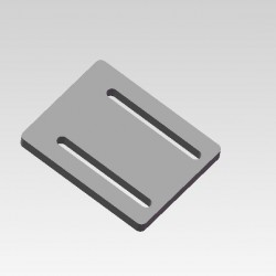 MC Distance Plate 8 mm