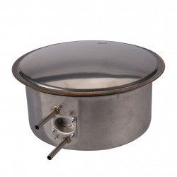 Stainless Container without Heating Rod (BGE Boiler Gas Electronics)
