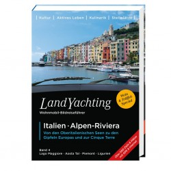 LandYachting Travel Guide Italy, Alps-Riviera
