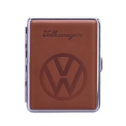 Ταμπακιέρα VW Logo, Καφέ