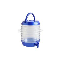 Πτυσσόμενο δοχείο νερού Blue Pearl 5.5 ltr