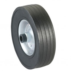 Spare Wheel Solid Rubber 225 x 70 mm