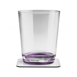 Magnetic Glass, Purple