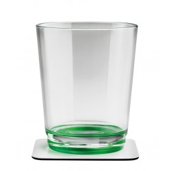 Magnetic Glass, Green