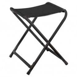 Folding Stool Aravel 3D Dark Grey