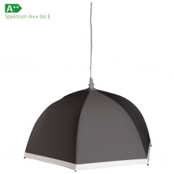 Lamp Sixray Grey