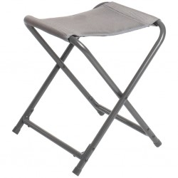 Folding Stool Aravel 3D Light Grey
