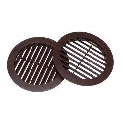 air inlet grille Dometic, round