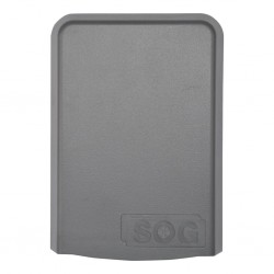 Filter Housing, Dark Grey