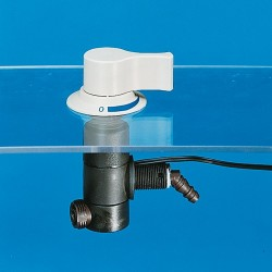 Undersink Water Tap Style 2000 White
