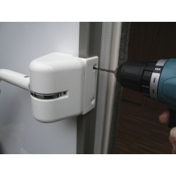 Door Frame Adapter for Security Handrail