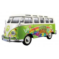"VW van Samba"" Hippie Line"""