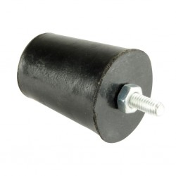 Rubber Foot incl. Screw
