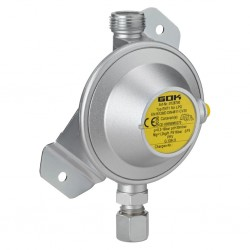 Low-Pressure Regulator EN71, RVS 8