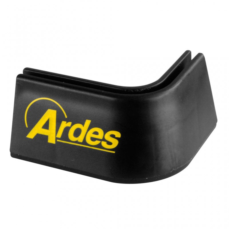 """Right Front Foot with """"Ardes"""" Logo"""