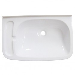 Sink with Soap Dish