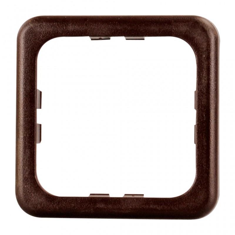Single Frame Brown