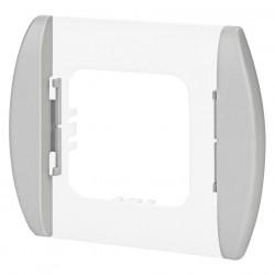 Side Part Pearl Light-Grey