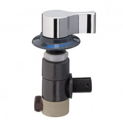 Undersink Water Tap Style 2000 Chrome