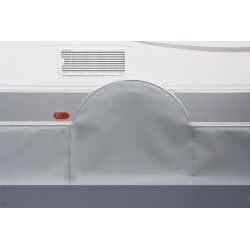 Wheel Housing Cover for Knaus 1-Axle-Caravans