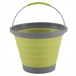 Collaps Folding Bucket Green