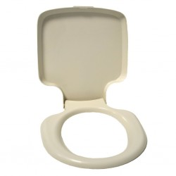 Toilet Seat with Cover PPQ 145/165/345/365 Grey White