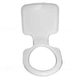 Toilet Seat with Lid PPQ 335 Signal White