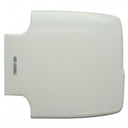 Toilet Seat with Cover White