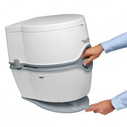 Porta Potti Excellence with Base Plate