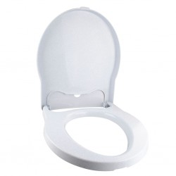 Toilet Seat with Lid Granite