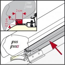 Sealing Tape Rain Guard F65/F65 S