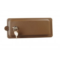 Housing for Supplying Flap Brown