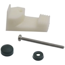 Fixing Kit for Cramer Hobs and Sinks, EK 2000, Enamelled, 4 Pcs.