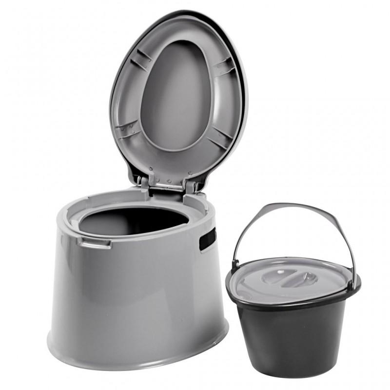 Bucket Toilet Standard