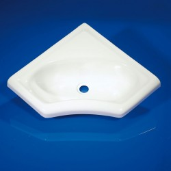 Corner Sink Mini 1  Depth: 120 mm