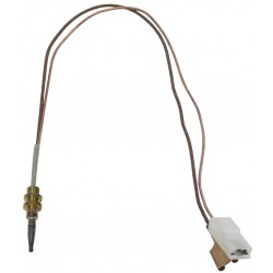 Thermocouple for Cramer Hobs, EK 2000, Old, Length 35 cm