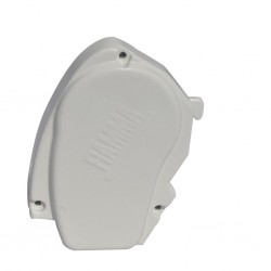 Right winch cover polar white