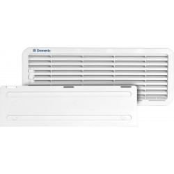 Ventilation Grille for Dometic Refrigerators LS 200, White